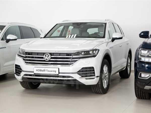 Volkswagen Touareg, 2019 год, 5 881 000 руб.