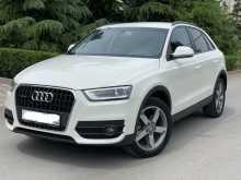 Симферополь Audi Q3 2012