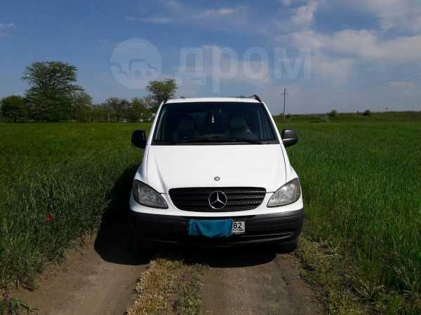 Mercedes-Benz Vito, 2005 год, 750 000 руб.