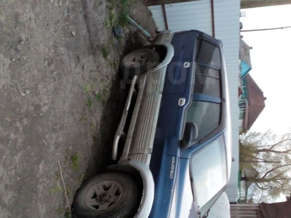 SsangYong Musso, 1994 год, 105 000 руб.