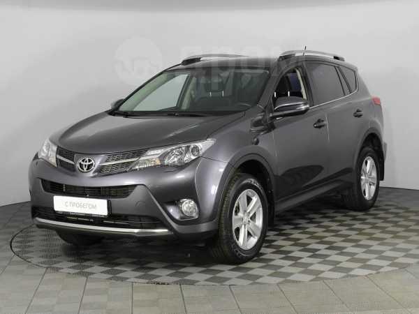 Toyota RAV4, 2014 год, 1 114 400 руб.