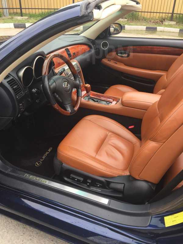Lexus SC430, 2005 год, 1 400 000 руб.