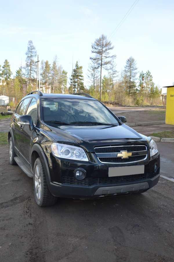 Chevrolet Captiva, 2011 год, 930 000 руб.