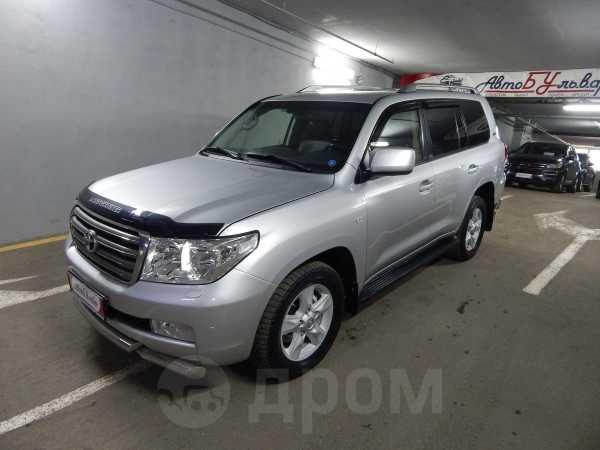 Toyota Land Cruiser, 2010 год, 1 729 000 руб.