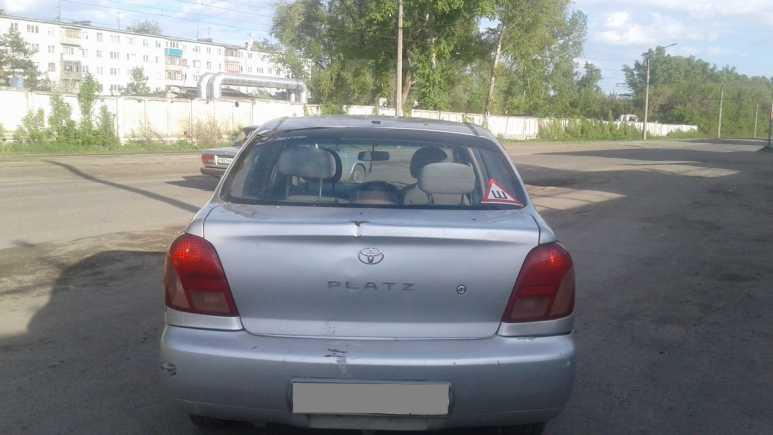 Toyota Platz, 1999 год, 170 000 руб.