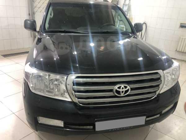 Toyota Land Cruiser, 2008 год, 999 999 руб.