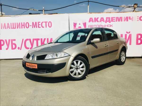 Renault Megane, 2006 год, 229 000 руб.