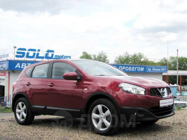Nissan Qashqai, 2010 год, 739 900 руб.