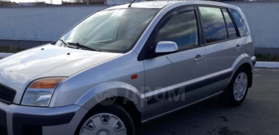 Ford Fusion, 2007 год, 255 000 руб.