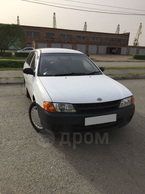 Nissan NV150 AD, 2001 год, 169 000 руб.