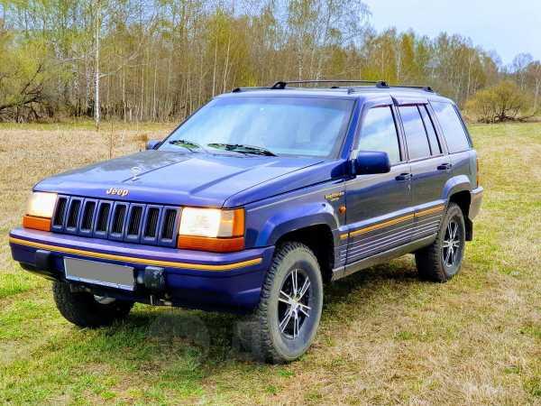 Jeep Grand Cherokee, 1993 год, 320 000 руб.