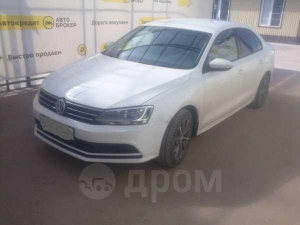Volkswagen Jetta, 2016 год, 719 000 руб.