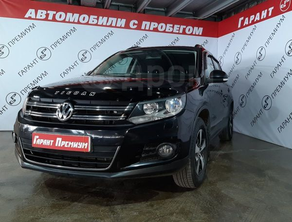 Volkswagen Tiguan, 2012 год, 520 000 руб.