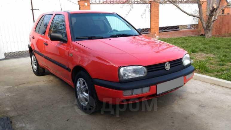 Volkswagen Golf, 1997 год, 130 000 руб.