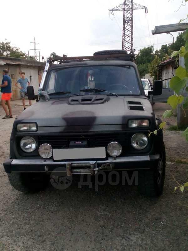 Лада 4x4 2121 Нива, 1977 год, 125 000 руб.
