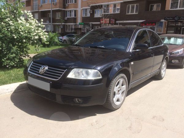 Volkswagen Passat, 2001 год, 270 000 руб.