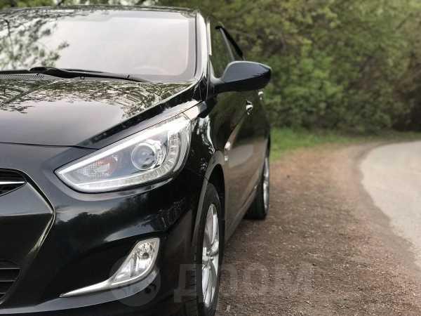 Hyundai Solaris, 2013 год, 545 000 руб.