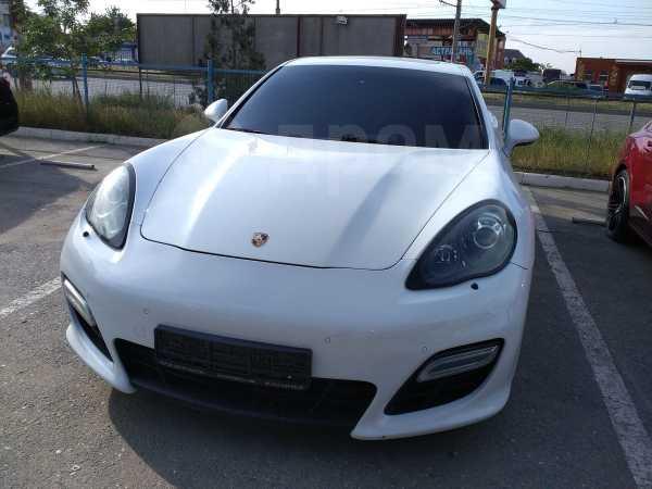 Porsche Panamera, 2012 год, 2 650 000 руб.