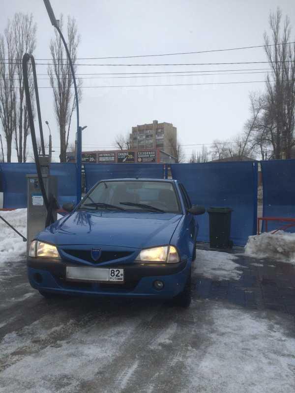Dacia Solenza, 2003 год, 115 000 руб.