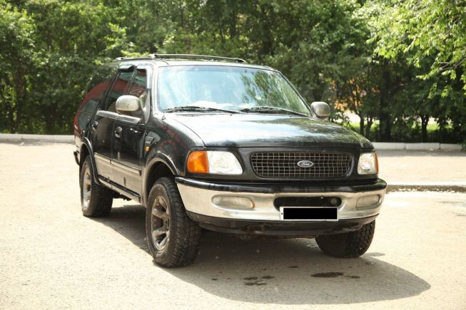 Ford Expedition, 1998 год, 380 000 руб.