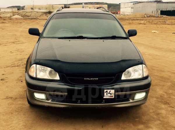 Toyota Caldina, 1998 год, 260 000 руб.