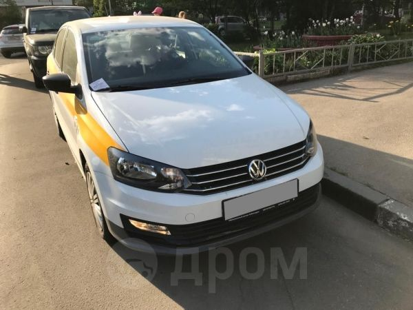 Volkswagen Polo, 2018 год, 730 000 руб.