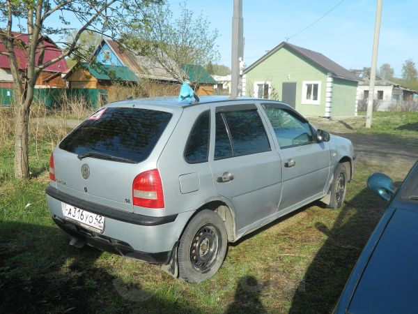 Volkswagen Pointer, 2005 год, 125 000 руб.