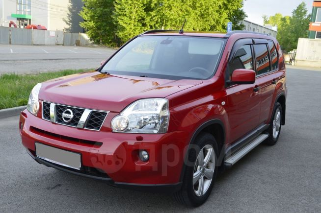 Nissan X-Trail, 2007 год, 605 000 руб.
