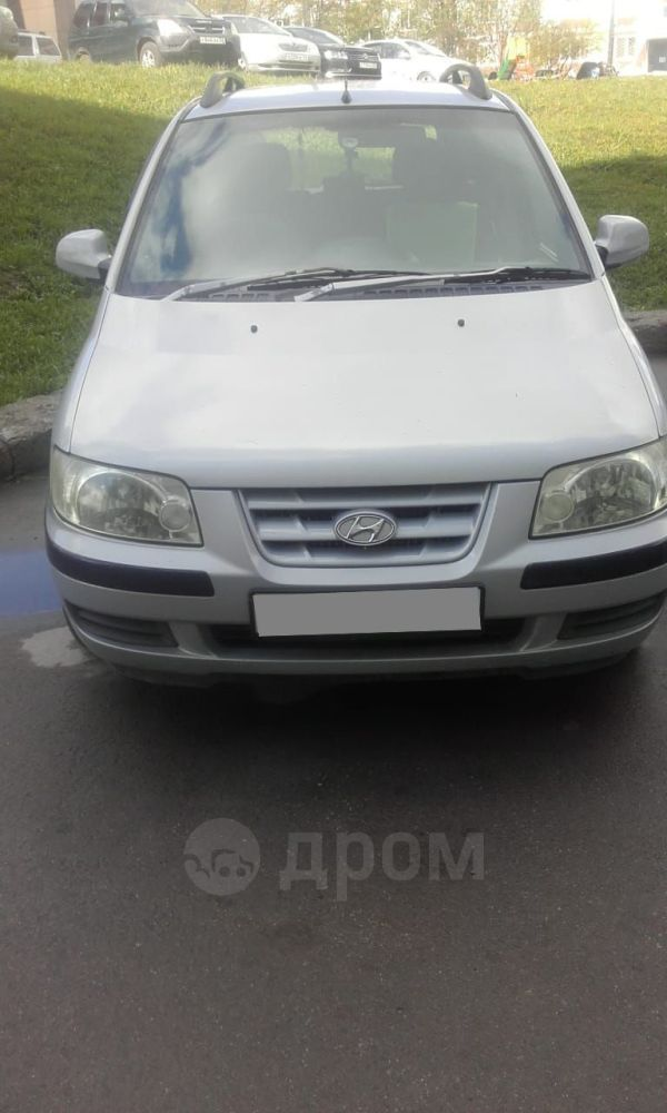 Hyundai Matrix, 2003 год, 220 000 руб.