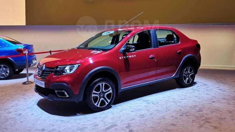 Renault Logan Stepway, 2019 год, 805 990 руб.