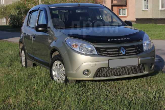 Renault Sandero, 2010 год, 290 000 руб.