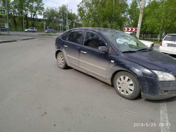 Ford Focus, 2006 год, 205 000 руб.
