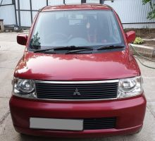 Владивосток eK Wagon 2001