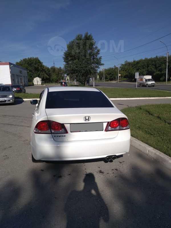 Honda Civic, 2011 год, 560 000 руб.