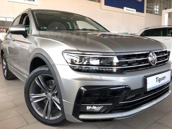Volkswagen Tiguan, 2019 год, 2 784 900 руб.
