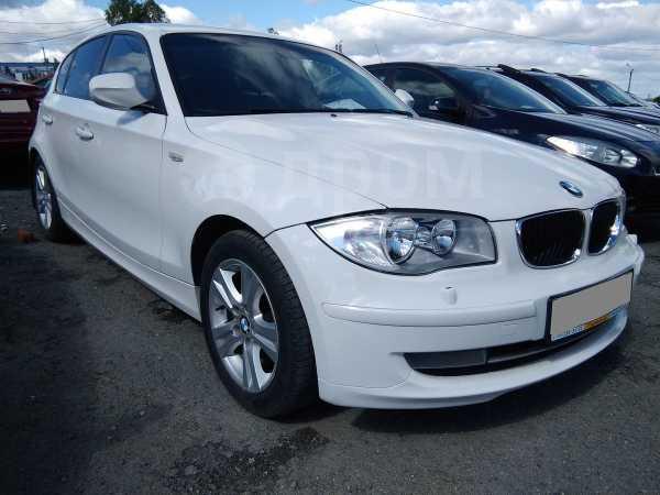 BMW 1-Series, 2008 год, 595 000 руб.