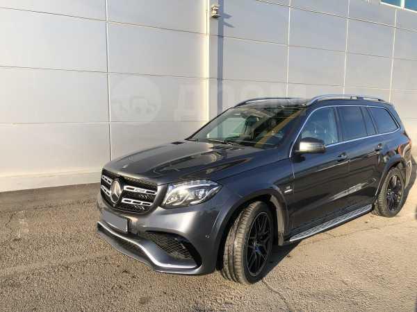 Mercedes-Benz GLS-Class, 2016 год, 5 300 000 руб.