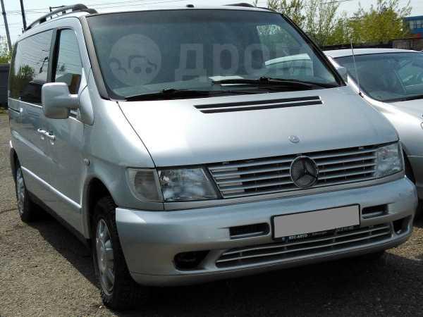 Mercedes-Benz Vito, 2001 год, 455 000 руб.