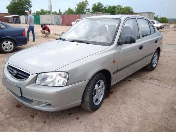 Hyundai Accent, 2011 год, 325 000 руб.