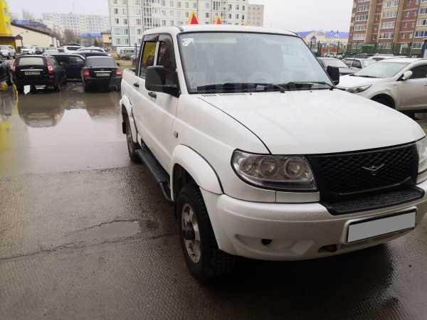 УАЗ Патриот Пикап, 2013 год, 350 000 руб.