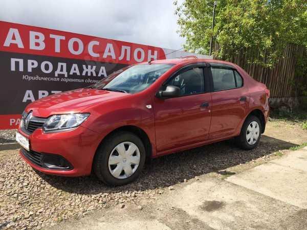 Renault Logan, 2014 год, 439 000 руб.