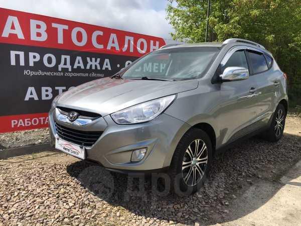 Hyundai Tucson, 2009 год, 655 000 руб.