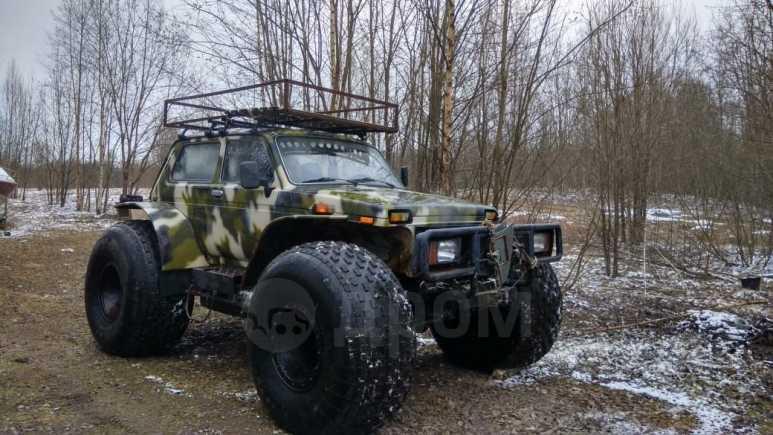 Лада 4x4 Бронто, 2008 год, 870 000 руб.