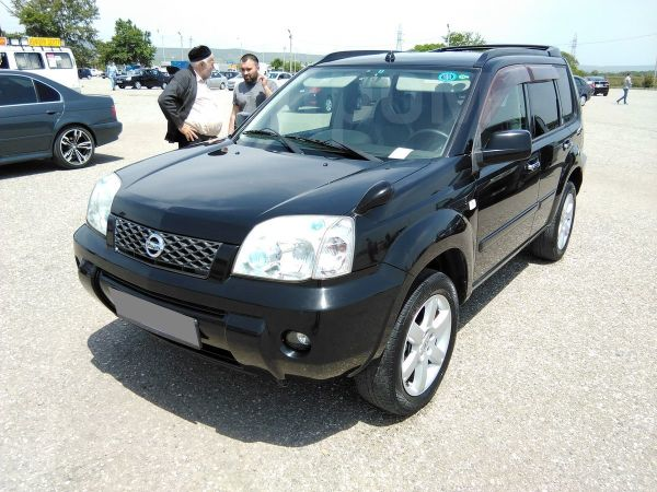 Nissan X-Trail, 2007 год, 420 000 руб.