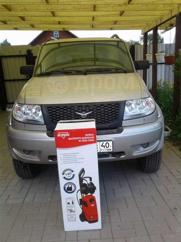 УАЗ Патриот, 2012 год, 650 000 руб.