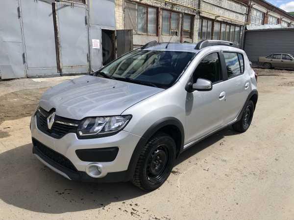 Renault Sandero Stepway, 2018 год, 349 000 руб.