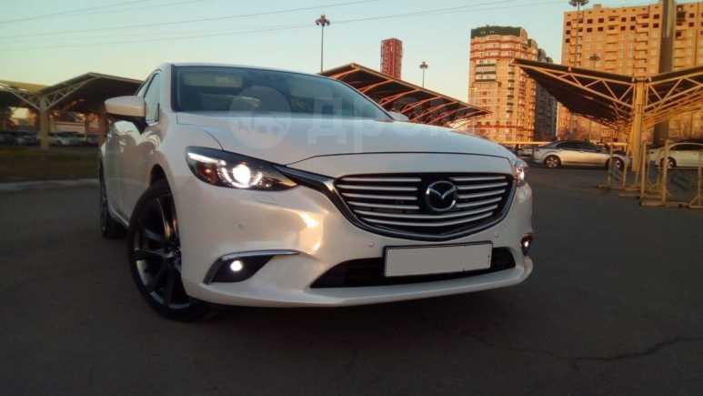 Mazda Mazda6, 2016 год, 1 630 000 руб.