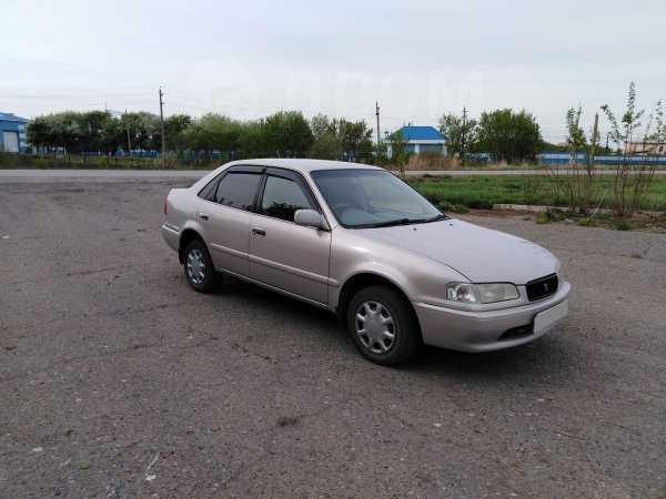 Toyota Sprinter, 1999 год, 240 000 руб.