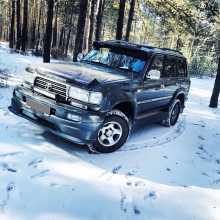 Забайкальск Land Cruiser 1993