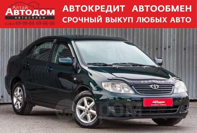 Toyota Corolla, 2005 год, 419 000 руб.